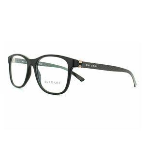 Bvlgari 3036 5313 Matte Black 55mm Glasses Frames